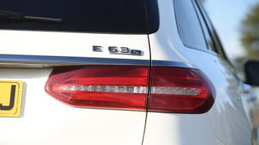 Mercedes-AMG E 63 S tail-light