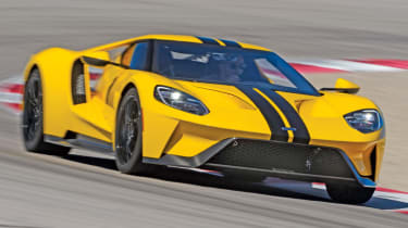 Best new cars of 2017: our road tests of the year - Ford GT