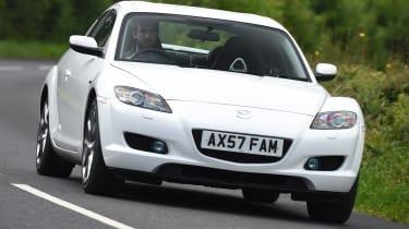 Best Japanese modern classics - Mazda RX-8