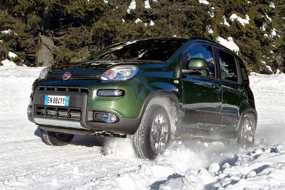 Fiat Panda 4x4 Prices Auto Express