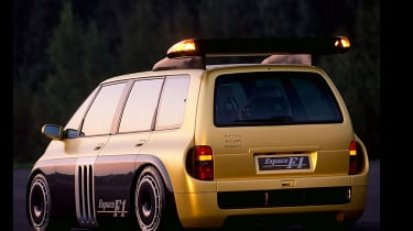 Renault Espace F1 - rear