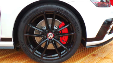 Volkswagen Golf GTI Clubsport S - wheel