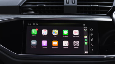 Audi Q3 Sportback - infotainment
