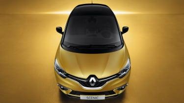 Renault Scenic - above studio