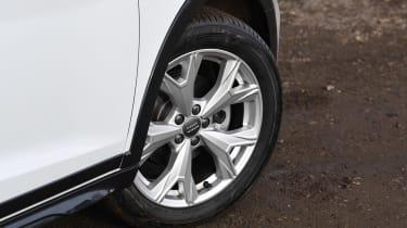 Audi A1 Citycarver - wheels
