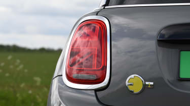 MINI Electric - rear light