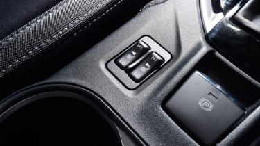 Subaru Impreza - buttons
