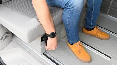 Volkswagen California Ocean long termer - first report seat function