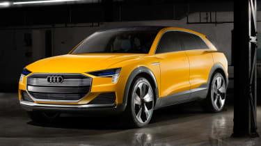 Audi h-tron concept - front quarter 2
