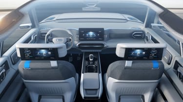 Geely Concept Icon - cabin