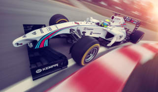 Massa Williams 2014