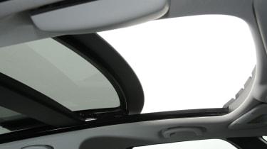 Fiat 500L panoramic roof