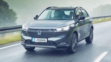 Honda HR-V 2021 - front
