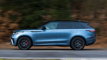 Range Rover Velar SVAutobiography Dynamic - side