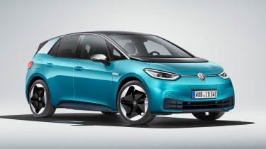 The ID.3 electric car could ultimately rival the VW Golf for importance in the VW model range. Prices from £26,000 and a 342-mile range suggest this could be a real breakthrough EV.