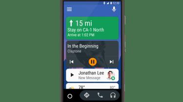 Android Auto smartphone