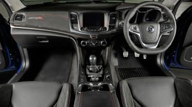 Vauxhall VXR8 GTS-R - interior