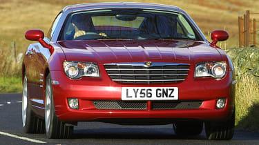 Bad cars - Chrysler Crossfire