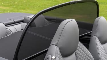 Audi A3 Cabriolet - wind deflector