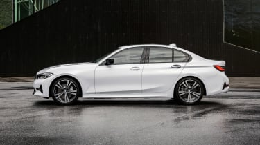 BMW 3 Series - side static