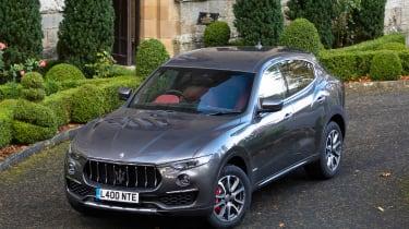 Maserati Levante GranLusso - front static