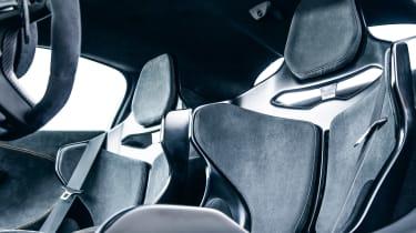 McLaren 600LT - seats