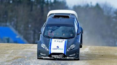 World Rallycross RX2 - end jump
