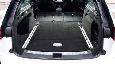Vauxhall Insignia GSi Sports Tourer - boot seats down