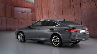 Lexus ES 2021 - rear