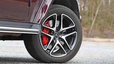 Mercedes-AMG G 63 - long term final report wheel