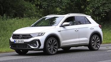 Volkswagen T-Roc - spyshot 10