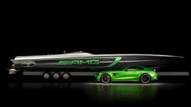 The Marauder AMG