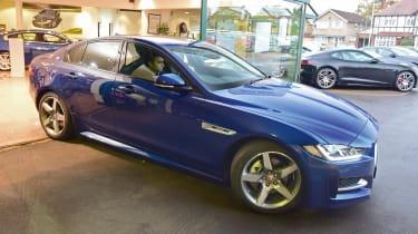 Jaguar XE Long term test - drive