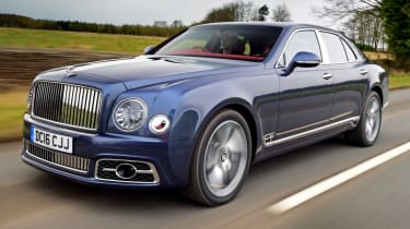 Best luxury cars - Bentley Mulsanne