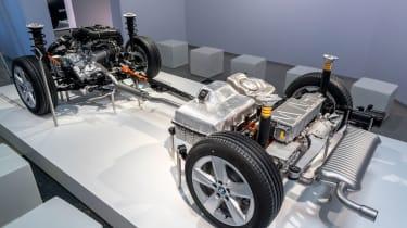 BMW 2 Series Active Tourer eDrive - chassis