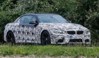 BMW M4 Cabriolet front