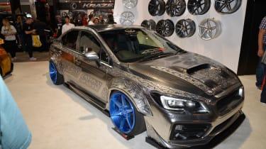 SEMA 2016 - Subaru WRX