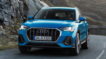 Audi Q3 - front action