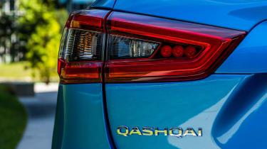 New Nissan Qashqai 2017  light