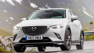 Mazda CX-3 GT Sport - front static