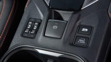 Subaru XV - buttons