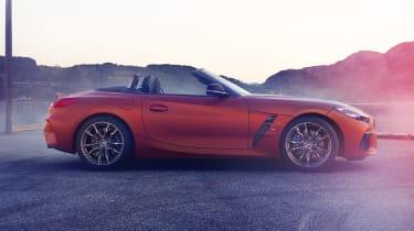 BMW Z4 - profile
