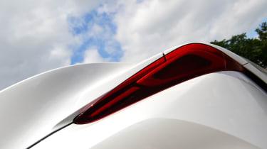 Toyota Supra - rear light
