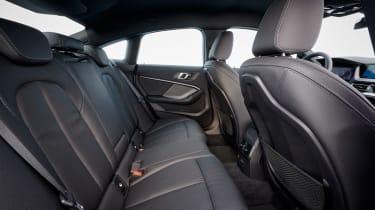 BMW 2 Series Gran Coupe - rear seats