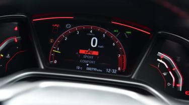 Honda Civic Type R Sport Line - Sport mode