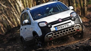 Fiat Panda Cross - off-road