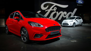 Ford Fiesta Mk7 - with mk6