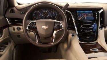 Cadillac Escalade 2015 - interior