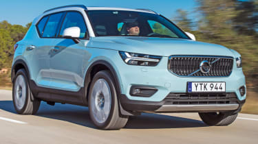 Best new cars of 2017: our road tests of the year - Volvo XC40