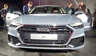 Audi A7 Sportback - reveal front